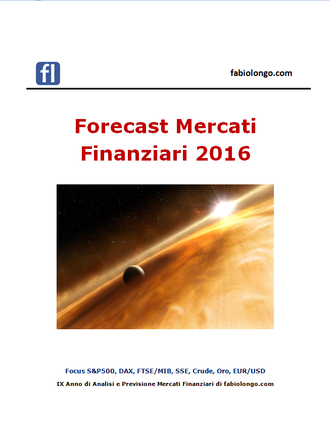 Forecast Mercati Finanziari 2016 Report